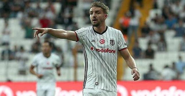 Beşiktaş antrenmanında iki yıldız arasında gerginlik!