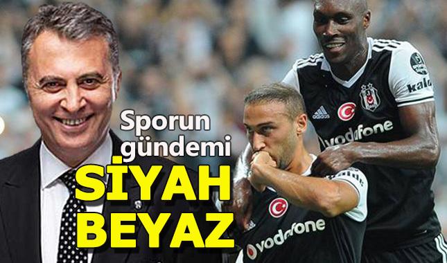 Beşiktaş, spor gündemini domine etti