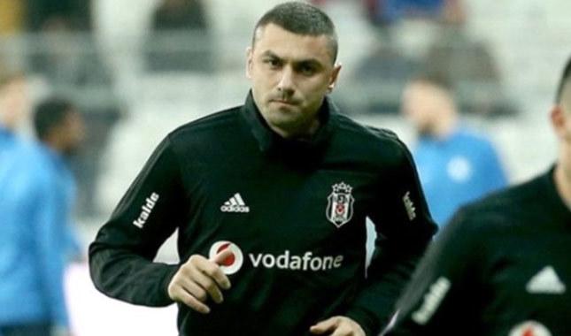 Beşiktaş taraftarı Burak ile barıştı!