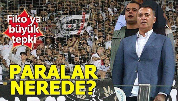 Beşiktaş taraftarlarından Fikret Orman'a istifa çağrısı
