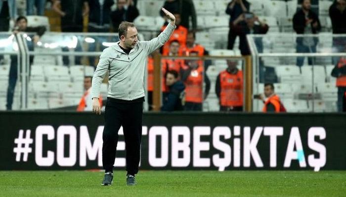 Beşiktaş'ın yeni teknik direktörü Sergen Yalçın oldu