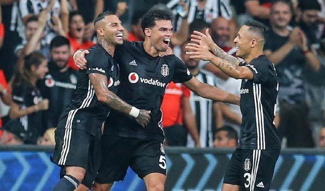 Beşiktaş'ın yıldızı derbi kadrosuna alınmadı