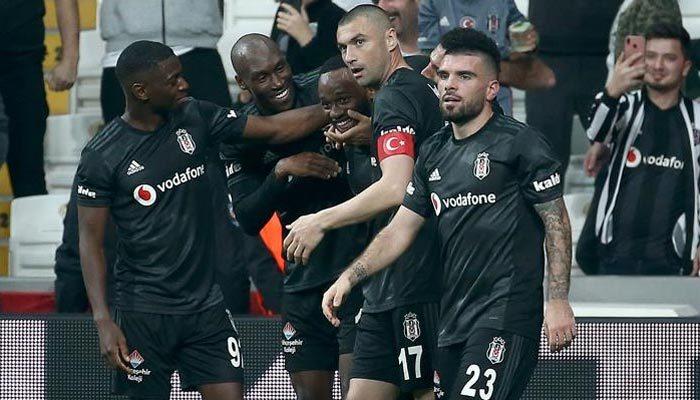 Beşiktaş'ın yükselişi sürüyor! Tek golle kazandı