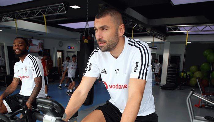 Beşiktaşlılara Burak Yılmaz müjdesi