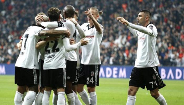 Beşiktaş'ta forma numaraları belirlendi