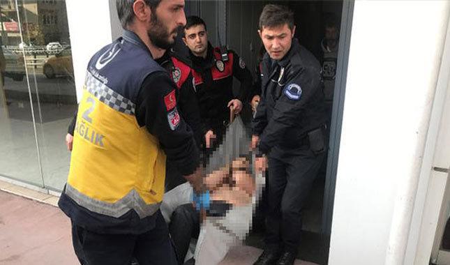 Beşiktaş'ta iş yerine silahlı saldırı