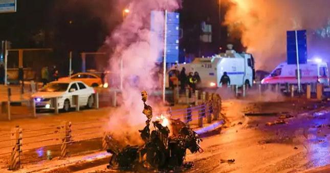 İstanbul'daki saldırıya ilk resmi açıklama