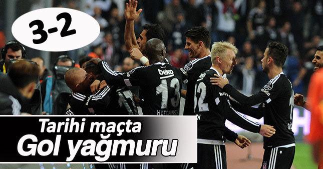 Beşiktaş'tan 3 puanlı açılış