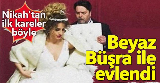 Beyaz ile Büşra Pekin ile evlendi mi - Büşra Pekin kimdir kaç yaşında evli mi?