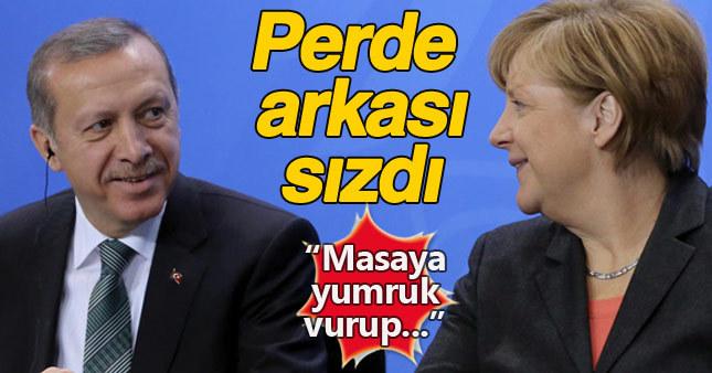 Bild gazetesinden şaşırtan Merkel iddiası
