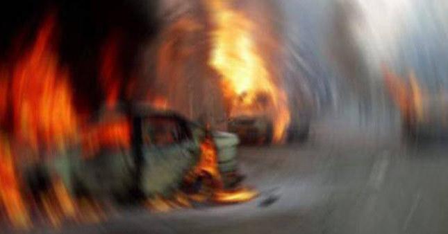 Bingöl'de patlama! Yaralılar var!