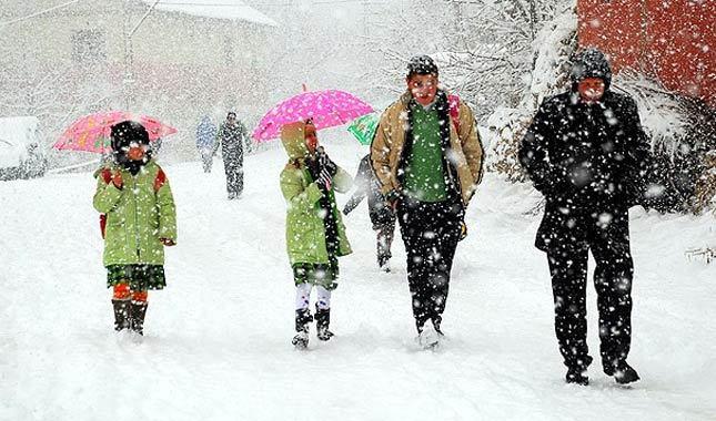 Bingöl'de yarın okullar tatil mi 7 Aralık Perşembe resmi açıklama