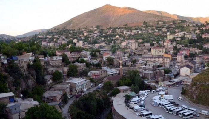 Bitlis'te 9 köy ve mezrada sokağa çıkma yasağı ilan edildi