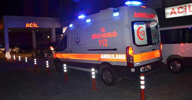 Bitlis'te taciz ateşi: 1 asker yaralı