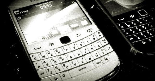 BlackBerry telefon üretmeyeceğini duyurdu