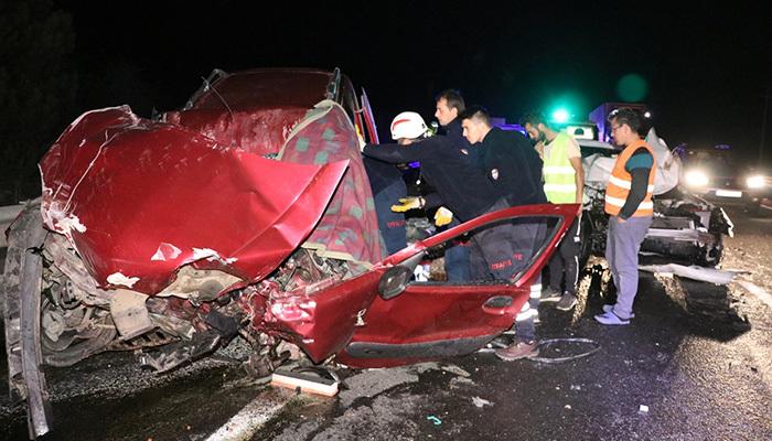 Bolu'da facia gibi kaza! 3 ölü 2 yaralı