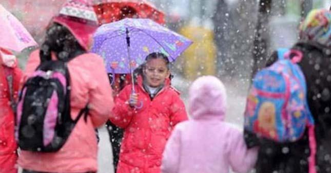 Bolu'da okullar tatil mi? Hangi okullar tatil? Bolu hava durumu