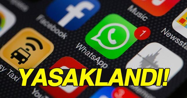 Brezilya'da WhatsApp 72 saat yasaklandı