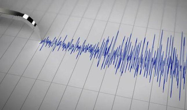 Brezilya'da şiddetli deprem