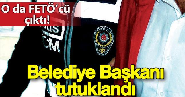 Bucak Belediye Başkanı FETÖ'den tutuklandı