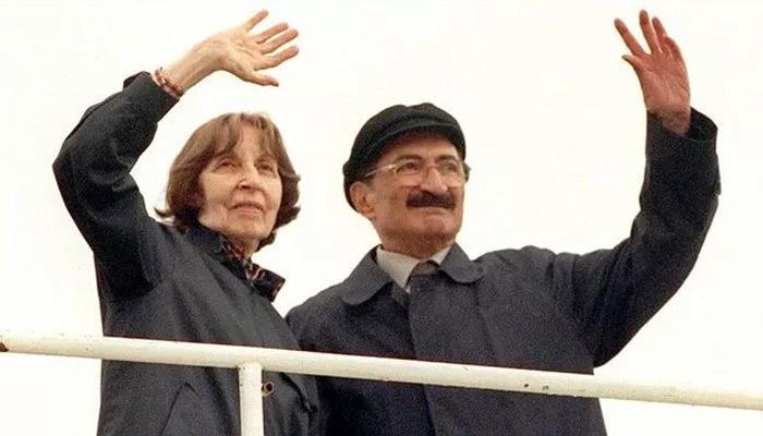 Bülent Ecevit'in eşi Rahşan Ecevit hayatını kaybetti