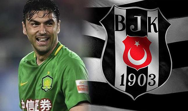 Burak Yılmaz, Beşiktaş iddialarına son noktayı koydu