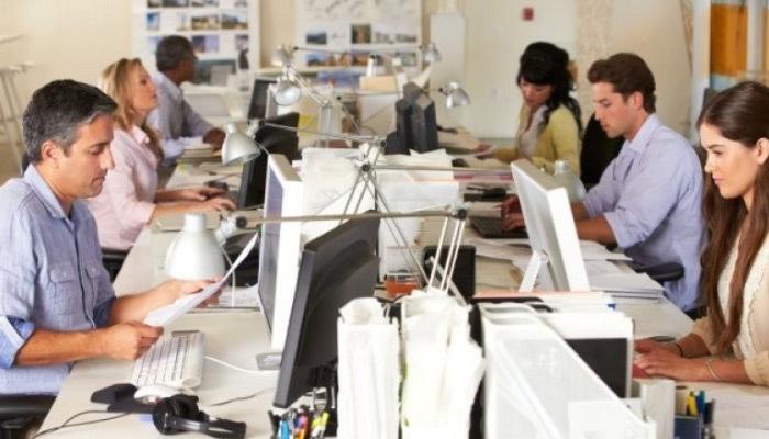 Büro personeli ne iş yapar?