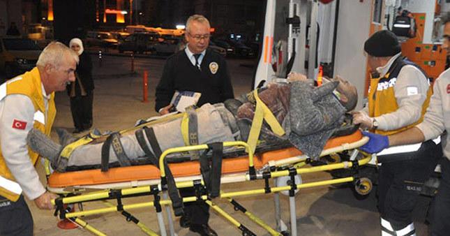 Bursa'da asansör kazası: 2 yaralı
