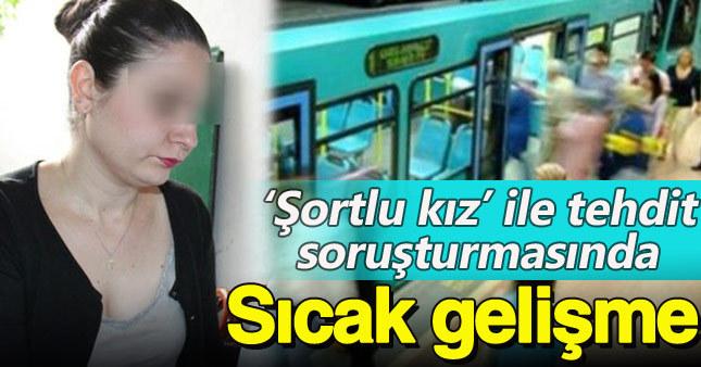 """Bursa'daki 'şortlu kız ile tehdit"""" soruşturmasında skandal karar"""