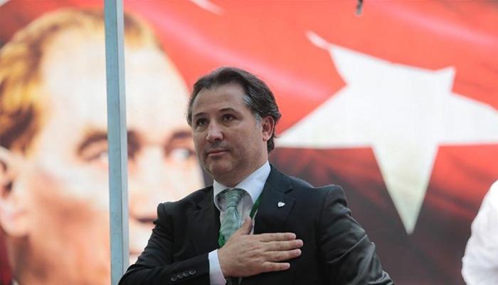 Bursaspor'un yeni başkanı oldu!