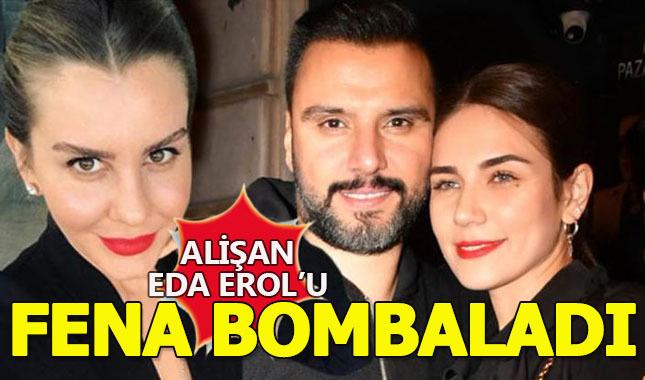 Buse Varol, Alişan'ın eski nişanlısı Eda Erol'u takibe alarak şaşkınlık yarattı