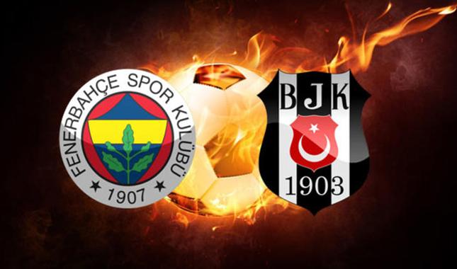 Büyük derbi bu akşam! Fenerbahçe Beşiktaş maçı saat kaçta hangi kanalda yayınlanacak?