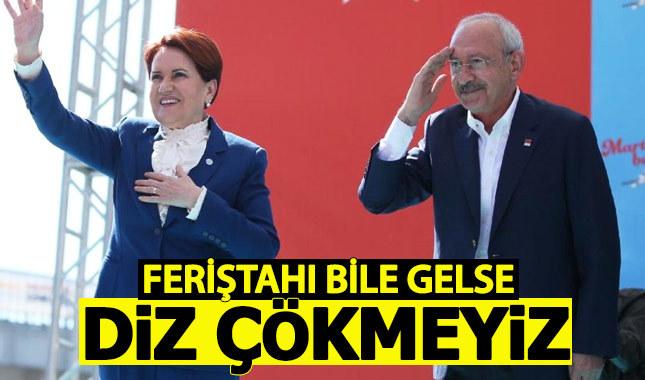 CHP ve İYİ Parti'den Kocaeli'de ortak miting!
