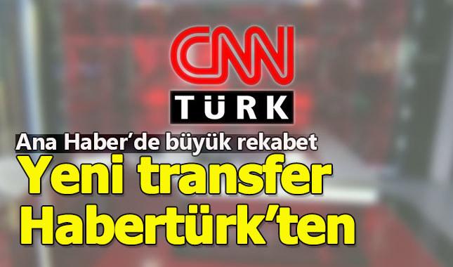 CNN Türk yeni spikerini Habertürk'te buldu (Buket Güler kimdir?)