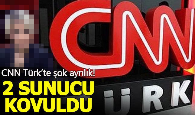 CNN Türk'te deprem! 2 sunucunun daha işine son verildi
