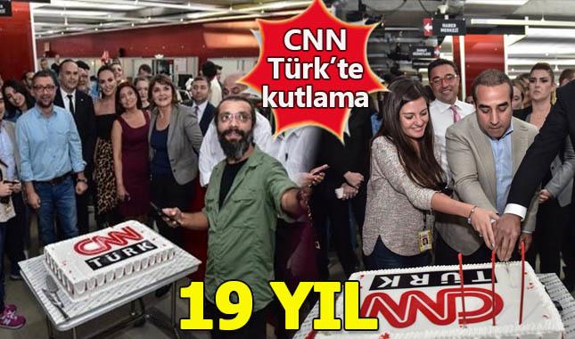 CNN Türk'ten 19. yaş kutlaması!