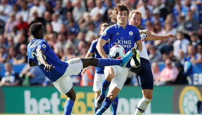 Çağlarlı Leicester City'den Tottenham zaferi