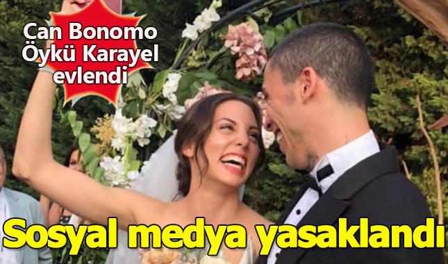 Can Bonomo ve Öykü Karayel evlendi kimdir kaç yaşında nereli