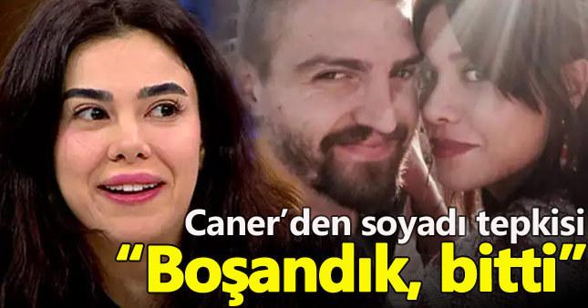 Muhabirden Caner Erkin'in kızdıran soru