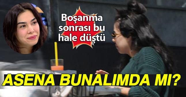 Caner Erkin'in eski eşi Asena Atalay bunalımda mı? Son hali şaşırttı