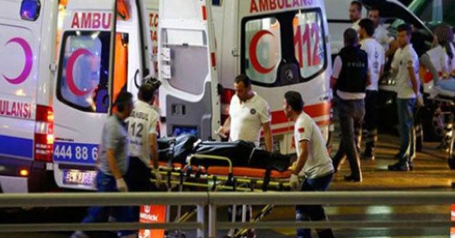 Canlı bombayı vuran polisten kötü haber