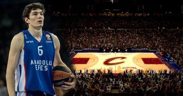 Cedi Osman NBA yolcusu