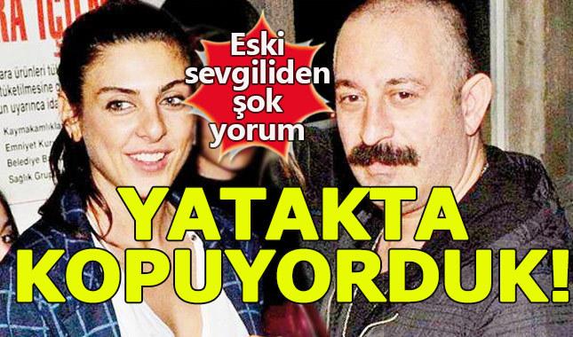 Cem Yılmaz eski sevgilisi Özge Sabuncu'dan şaşırtan yorum: Yatakta kopuyorduk!