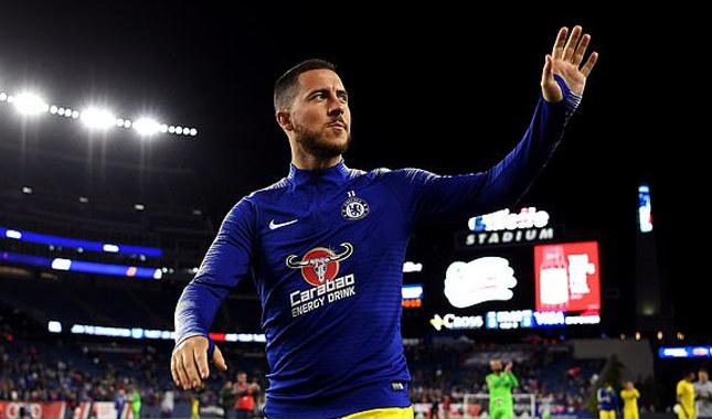 Chelsea, Eden Hazard'ı satıyor
