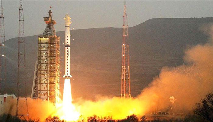 Çin 3 boyutulu görüntü alan uyduyuuzaya fırlattı