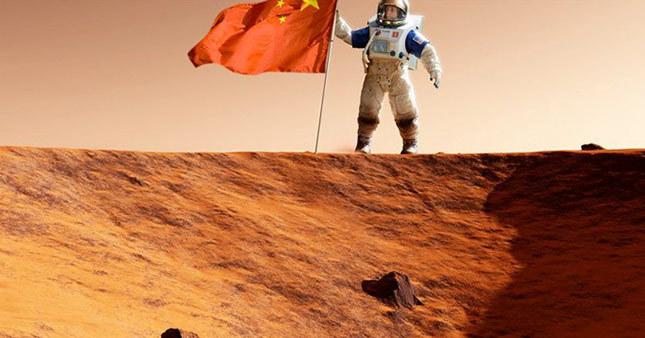 Çin Mars'a gidiyor!