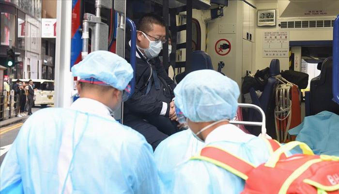 Çin'de 6 sağlık personeli hayatını kaybetti