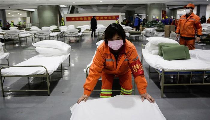 Çin'de koronavirüsten can kaybı 1114'e çıktı