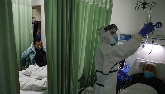 Çin'de salgından ölenlerin sayısı 812'e çıktı