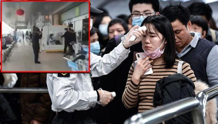 Çin'de virüs salgını yayılıyor! Bir şehir daha karantinada